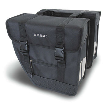 Basil Tour Briefcase Double Pannier Bike Bag