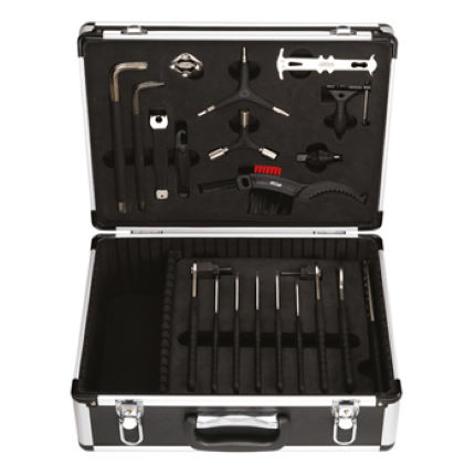 outillage bbb btl 39 toolcase complete with tools. Black Bedroom Furniture Sets. Home Design Ideas