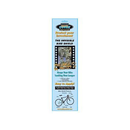 Sports Cover Bike Shield Half Pack Frame Protector Set