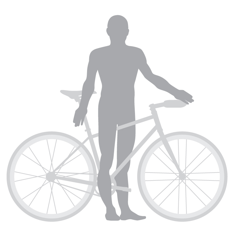 Guía de tallas de bicicletas de Wiggle | Guías de ciclismo Wiggle
