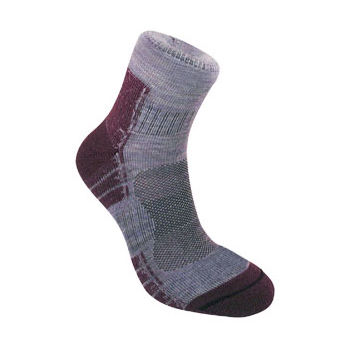 Bridgedale Ladies Endurance Trail Light Socks