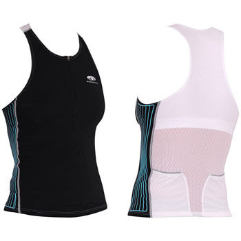 blueseventy Ladies Tri Distance Singlet SS11