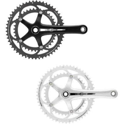 Campagnolo Veloce 10 Speed Power Torque Double Chainset