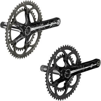 Campagnolo Athena 11 Speed Power Torque Carbon Chainset
