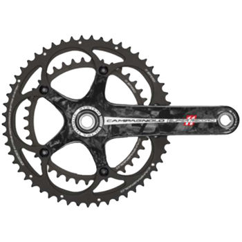 Campagnolo Super Record 11 Speed Carbon Compact Chainset