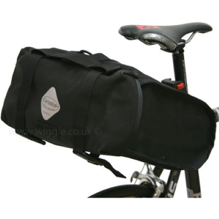 Carradice SQR Slim Bag including SQR Bracket