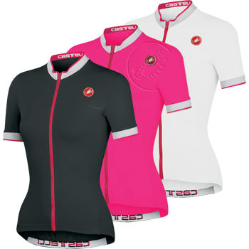 Castelli Ladies Perla Short Sleeve Jersey 2012