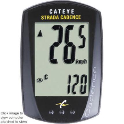 Picture of Cateye Strada Cadence Cycle Computer