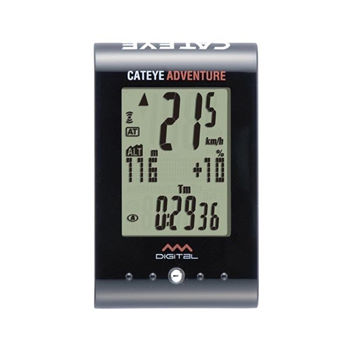 Cateye Adventure Wireless Cycling Computer