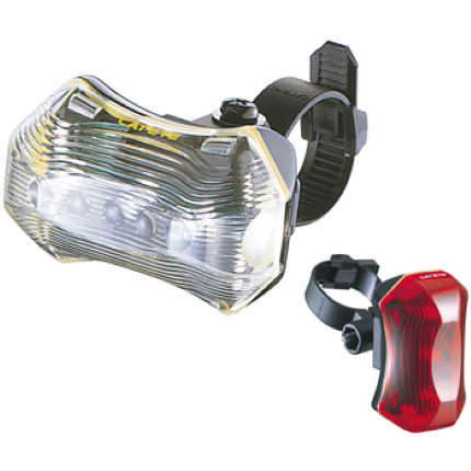 Cateye HL-LD170 and TL-LD170 Light Set