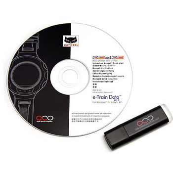 Cateye Q-Series USB Dongle Kit