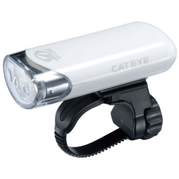 Cateye HL-EL135 LED White Front Light