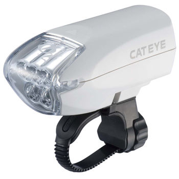 Cateye HL-EL220 LED White Front Light