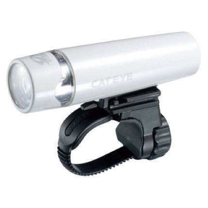 Cateye HL-EL010 Uno LED White Front Light