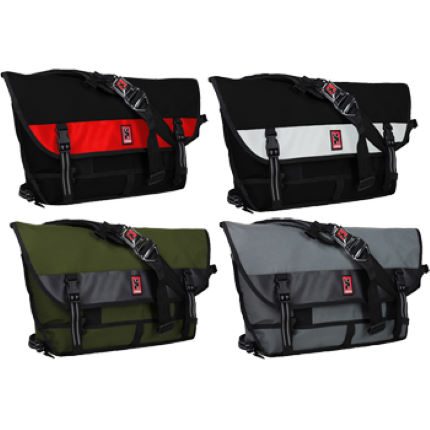Chrome Metropolis Messenger Bag 2013