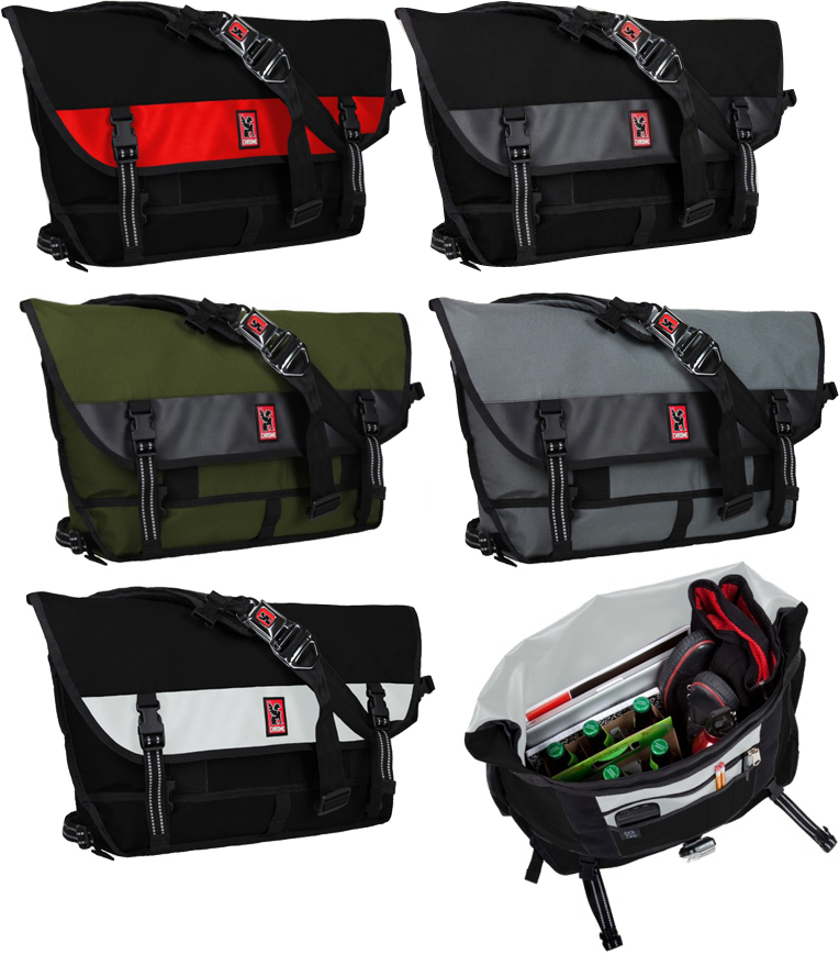 Chrome Metropolis Messenger Bag 2018