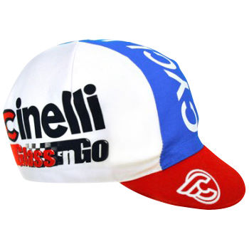 Cinelli Glassand#39;nand#39;Go Team Race Cap