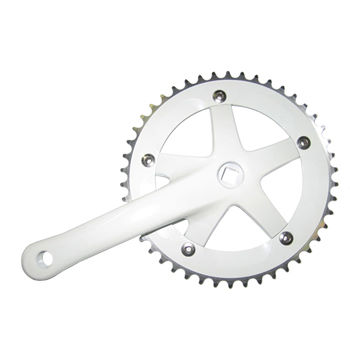 Cinelli Bianca Single Speed Chainset