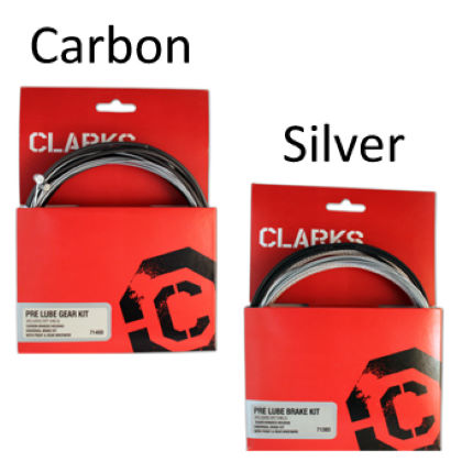 Clarks Pre-Lube Universal Brake Kit with Dirt Shield