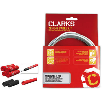 Clarks Gear (Pre-Lube) Cable Kit