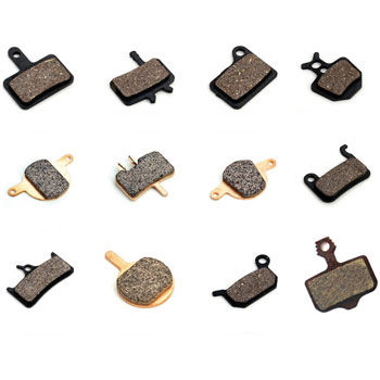 Clarks Organic Pair of Disc Brake Pads