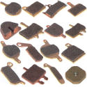 Clarks Sintered Pair Of Disc Brake Pads