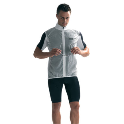 Colnago Sportswear Clear Shell Vest
