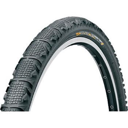 Continental Double Fighter II Mountain Bike Tyre