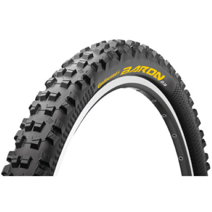 Continental Baron 84 Folding Mountain Bike Tyre