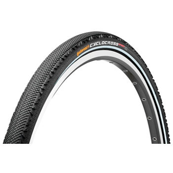 Continental Cyclocross Speed Folding CX Tyre