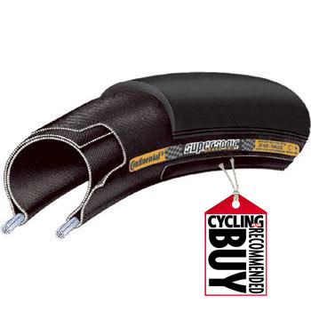 Continental Grand Prix SuperSonic Folding Road Tyre