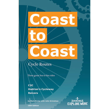 Cordee Coast to Coast Cycle Routes - 2011 Edition