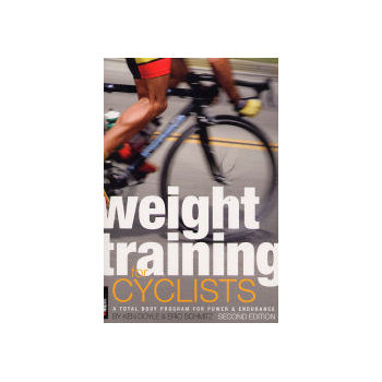 Velopress Weight Training for Cyclists