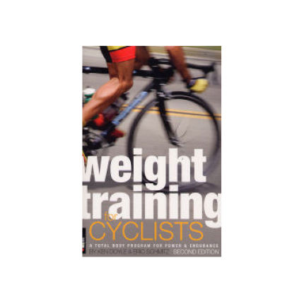 Velopress - Weight Training for Cyclists