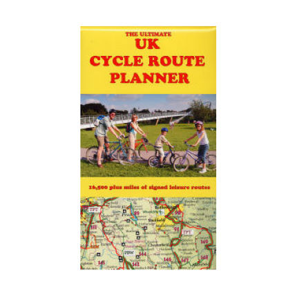Excellent Books Ultimate UK Cycle Route Planner