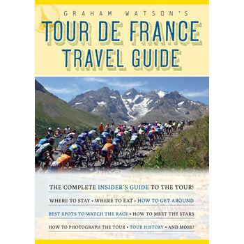 Velopress Tour De France Travel Guide