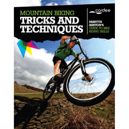 Cordee Mountain Biking Tricks and Techniques