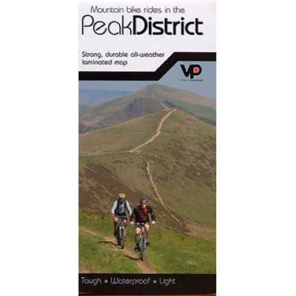 Vertebrae Outdoor - Mountain Bike Rides The Peak District Route Map