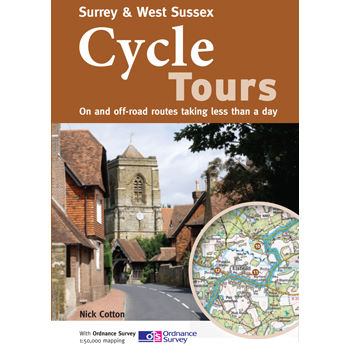 Cordee Cycle Tours - Surrey and West Sussex