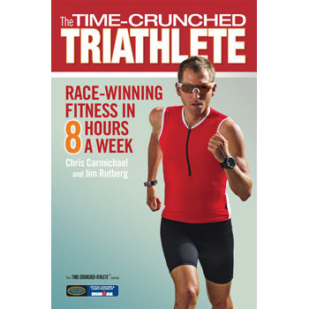 Velopress Time Crunched Triathlete