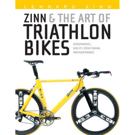 Velopress Zinn And The Art Of Triathlon Bikes
