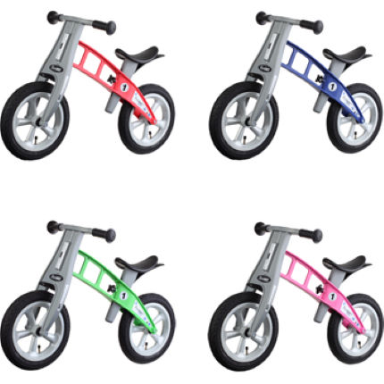 FirstBike Street Pedal-Free Kids Bike