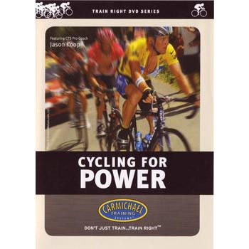 CTS Train Right DVD Series - Cycling For Power