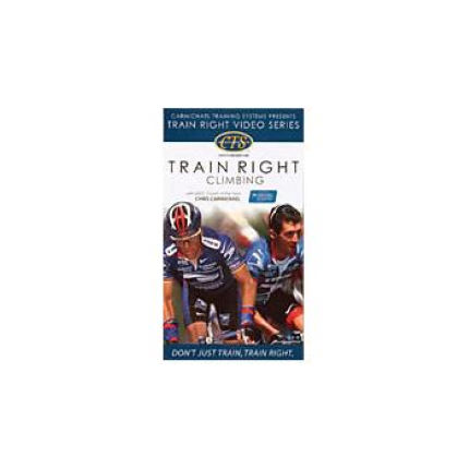 CTS Train Right DVD Series - Climbing