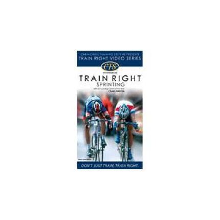 CTS Train Right DVD Series - Sprinting