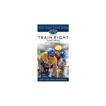 CTS Train Right DVD Series - Time Trial