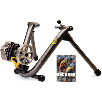 CycleOps Classic Fluid 2 Turbo Trainer with DVD