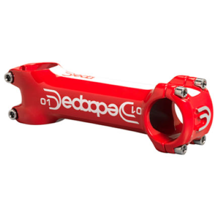 Deda Zero1 Road Stem - Red