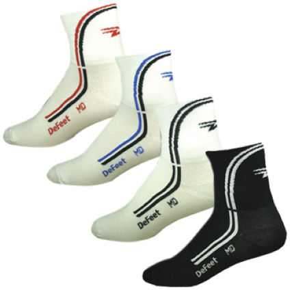 DeFeet Aireator DeLine Cycling Socks