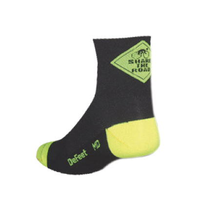 DeFeet - Aireator Share the Road ソックス